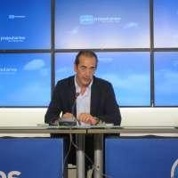 Goñi cree que Javier Fernández está molesto porque el PP acabará la Variante de Pajares y la A-8