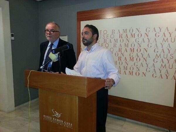 El Museo Ramón Gaya incorpora a su programación anual el ciclo Diálogos y el Club de Lectura