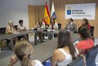 Canarias presenta el Protocolo de Atención a Mujeres Víctimas de Agresión Sexual