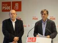El PSIB defenderá en el Senado la conexión de gas entre Mallorca y Menorca