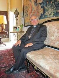 El obispo asegura que la Iglesia