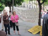 Más de cien afectados de las VPO de la CEA renuncian a sus pisos y reclaman la devolución del dinero