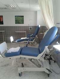 El Hospital Universitario de La Candelaria (Tenerife) realiza 28.000 sesiones terapéuticas durante 2012