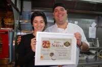 Nueve restaurantes compiten en San Sebastián para elaborar el mejor 'pincho' preparado con Queso de la Serena