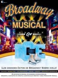 La Casa Colón acoge esta semana un musical que une los éxitos del Broadway y el patinaje artístico