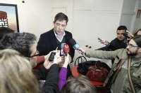 Besteiro se reunirá con Feijóo tras el Debate de la Autonomía y no prevé