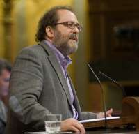 Yuste (CHA) pregunta en el Congreso por la falta de inversiones para la nueva sede del Archivo General de Aragón
