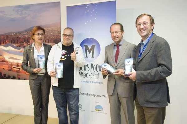 Ponen en marcha la primera Escuela de Artes Mágicas de Andalucía, con sede en el Parque de las Ciencias