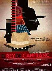 El rey de Canfranc - Cartel
