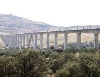 Cada kilómetro de la red AVE entre Madrid y Valladolid costó 24,5 millones de euros, según Adif