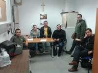 Los trabajadores de Giroa se encierran en las instalaciones del CIBIR para denunciar su situación