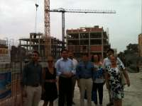 Obras Públicas invertirá el próximo año en la rehabilitación de Lorca 39,4 millones de euros, cuatro menos que en 2013