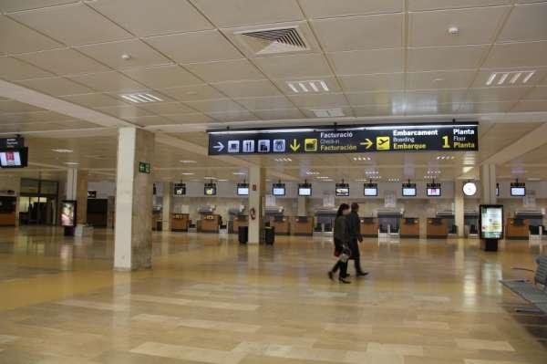 La Cámara de Girona quiere gestionar el aeropuerto para hacerlo útil