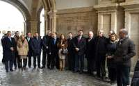 Toledo y Mérida acogerán las próximas reuniones del Grupo de Ciudades Patrimonio de la Humanidad de España en 2014