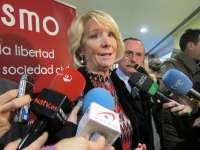 Aguirre dice que los tartazos a Barcina fueron