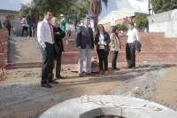 La Diputación invierte casi 156.000 euros en el espacio escénico de Alcolea