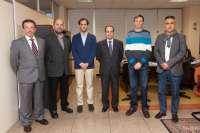 Serna agradece el esfuerzo de los dos alumnos cántabros ganadores del Premio Nacional de Formación Profesional