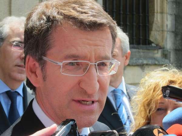 Feijóo responde a Montoro que Galicia se financia más barato que si acudiera al FLA y que no quiere tutelas