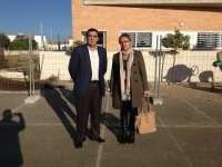 La Junta construye un nuevo comedor escolar en el CEIP Triana de Trigueros