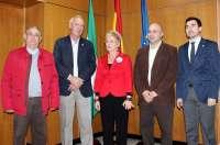 Víboras aborda con la Asociación Ecovalia la situación e inquietudes del sector andaluz de la producción ecológica