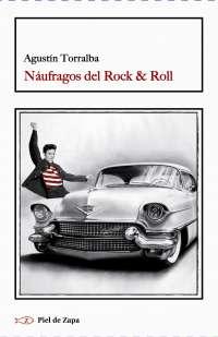 El libro 'Náufragos del Rock & Roll' recoge once relatos oníricos protagonizados por músicos