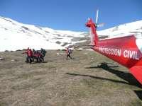 A licitación por más de 6,3 millones el servicio de helicóptero de protección civil