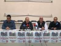 UGT y CCOO llaman a participar en las marchas convocadas el sábado en Pamplona y Tudela