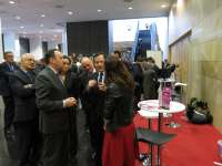 Sanz anima a los emprendedores riojanos a innovar y a diferenciarse para proyectarse en el exterior con éxito