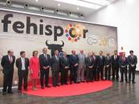 El Gobierno extremeño resalta la importancia de Feria Fehispor para el apoyo del comercio tranfronterizo