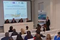 Empresarias malagueñas y marroquíes se reúnen para estudiar fórmulas de implantación de sus negocios