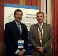 El Ayuntamiento de Málaga solicita formar parte de la red Medcities, que aglutina a ciudades del Mediterráneo