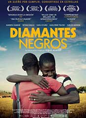 Diamantes negros - Cartel