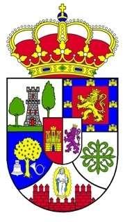 La Diputación de Cáceres cuenta por primera vez con un escudo propio