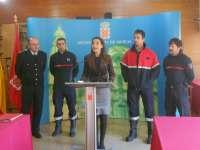 Bomberos de Murcia vuelven a lanzar la campaña 'Intercambio de Ilusiones' para que niños donen alimentos