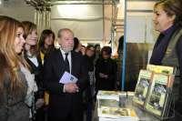 Villalobos resalta el papel de la mujer rural en la inauguración de la VIII Feria de las Mujeres Empresarias