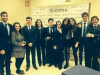 Loyola Andalucía gana el VIII Torneo de Debate 'San Francisco Javier' con la defensa de la cooperación internacional