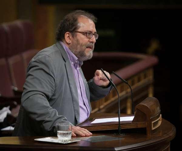 Yuste (CHA) opina que el ministro de Industria debe
