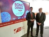 Bizkaia inicia este lunes la campaña 'Bono Denda' para reactivar el consumo en comercios vizcaínos