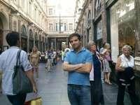 El abulense César Díez Serrano presenta este sábado en Londres su segunda novela, 'El misterio de Ana Bolena'