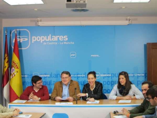 PP destaca que la medida sobre IT animará a muchos jóvenes de C-LM a presentarse a oposiciones para ser funcionarios