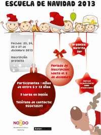 El Distrito Sur abre el plazo de inscripción para su Escuela Urbana de Navidad con 45 plazas para niños