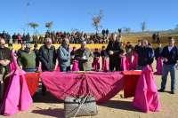García-Tizón defiende la fiesta de los toros en los actos conmemorativos del XXV Aniversario de la Peña 'El Trapío'