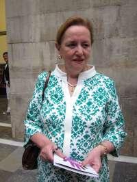 La catedrática Amelia Valcárcel imparte la 'I Jornada Feminista de Avilés'