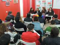 Ruiz (PSOE-A) inaugura las jornadas 'Ni un paso atrás' contra la discriminación por motivos sexuales