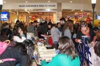 El mercadillo solidario de Cuenca recauda cerca de 3.000 euros y cinco carros de productos para el Banco de Alimentos