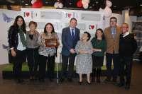 Sanz destaca el trabajo realizado por AMAC para conseguir la integración laboral y social de personas con discapacidad