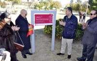 Tomares le pone nombre a un parque en homenaje al pintor y vecino Pedro Escacena