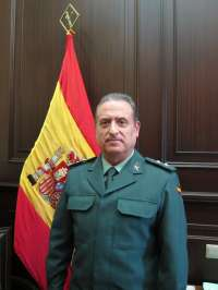 El teniente coronel de la Guardia Civil dice que no hay relación directa entre crisis y aumento de delitos