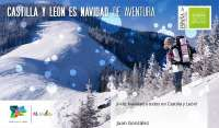La Junta ofrece en Facebook seis felicitaciones navideñas 'online' que promocionan destinos de CyL