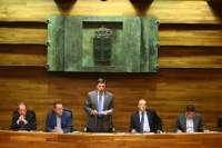 Sanjurjo confía en el diálogo y la negociación para aprobar las cuentas de 2014
